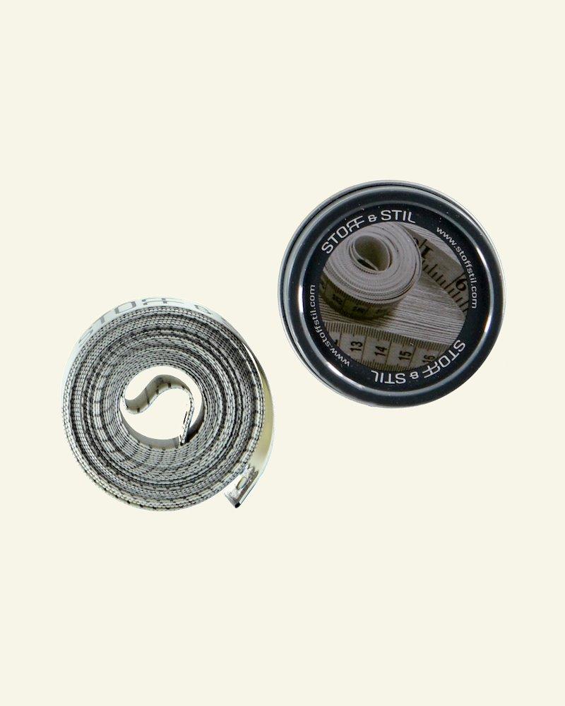 Measuring tape 300cm metal tin