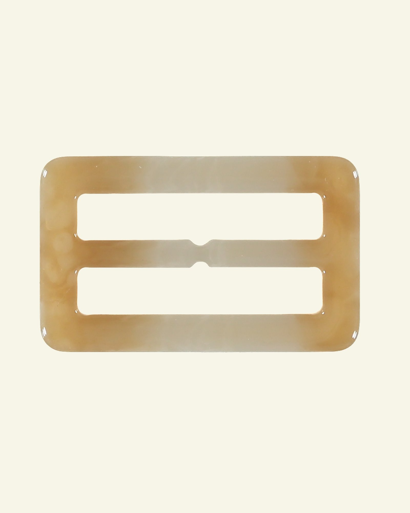 Buckle 52/40mm sand/nature 1pc