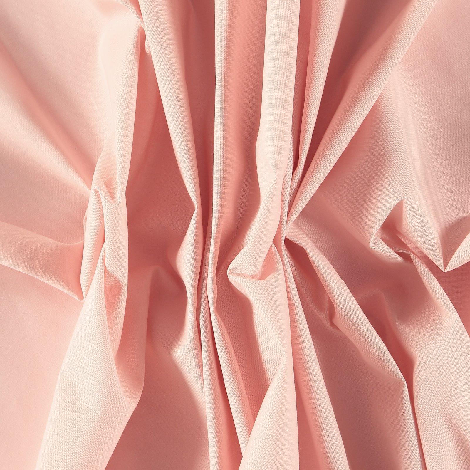 Luxury cotton dusty pink