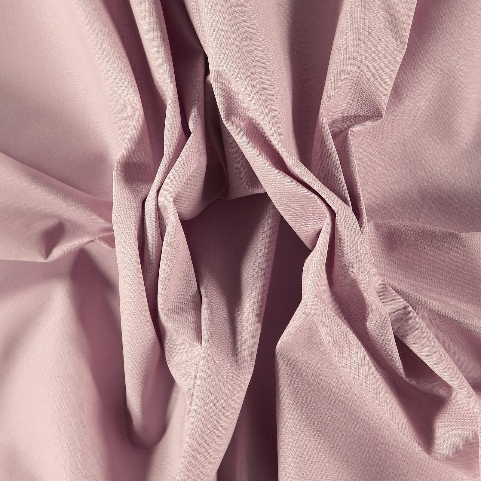 Luxury cotton light dusty violet