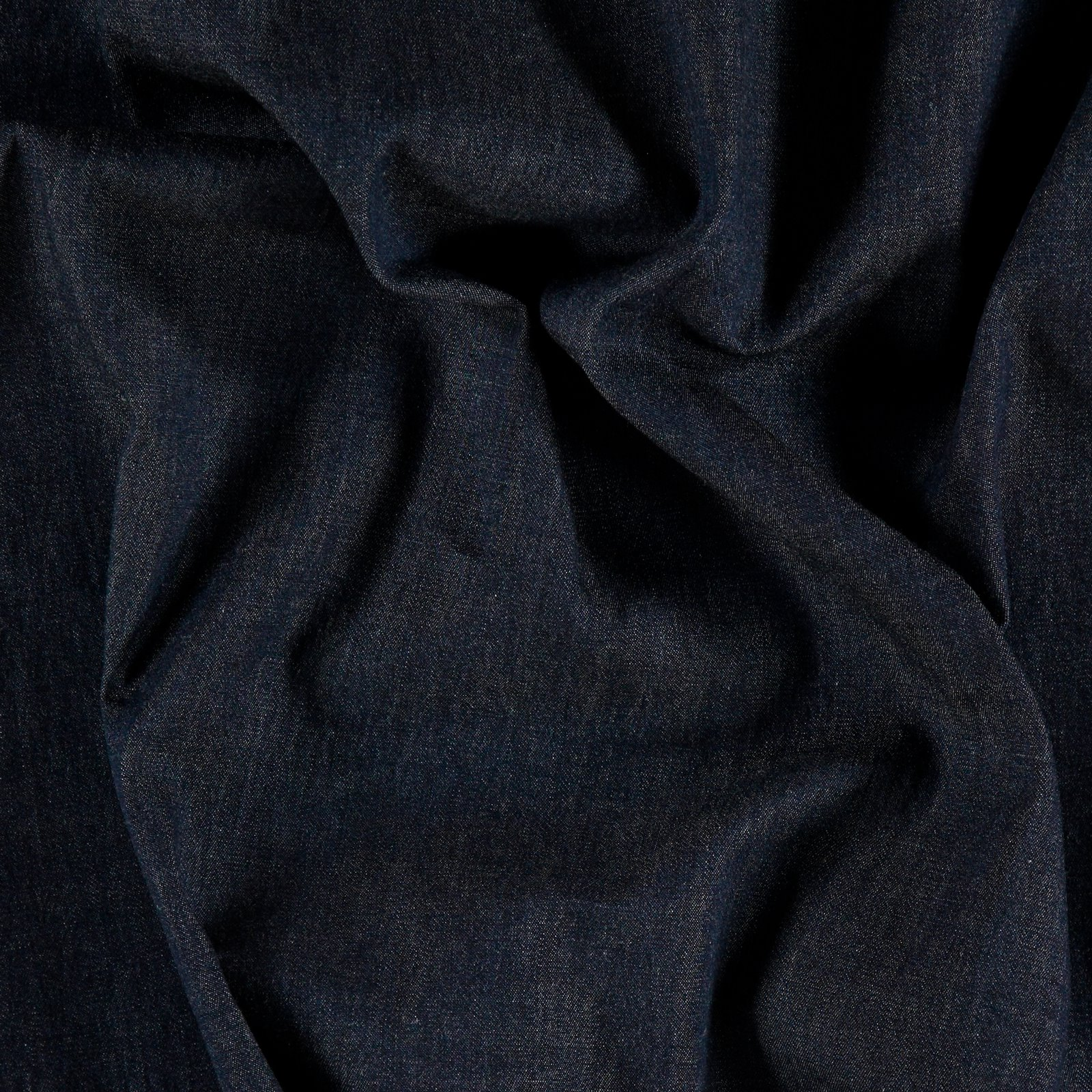 Denim dark blue stretch 5 oz