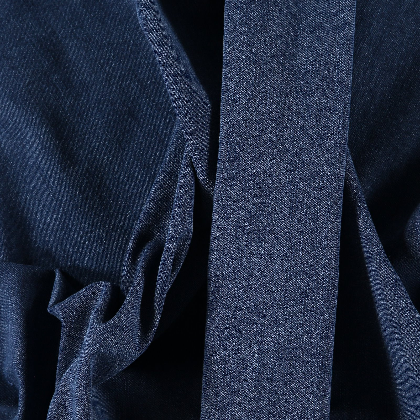 Denim with stretch 10,5 OZ denim blue