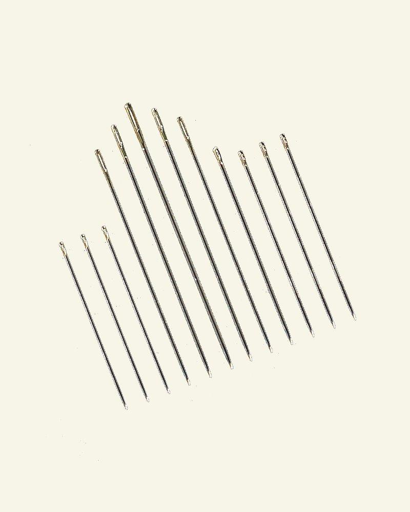 Prym needles asstd 12pcs