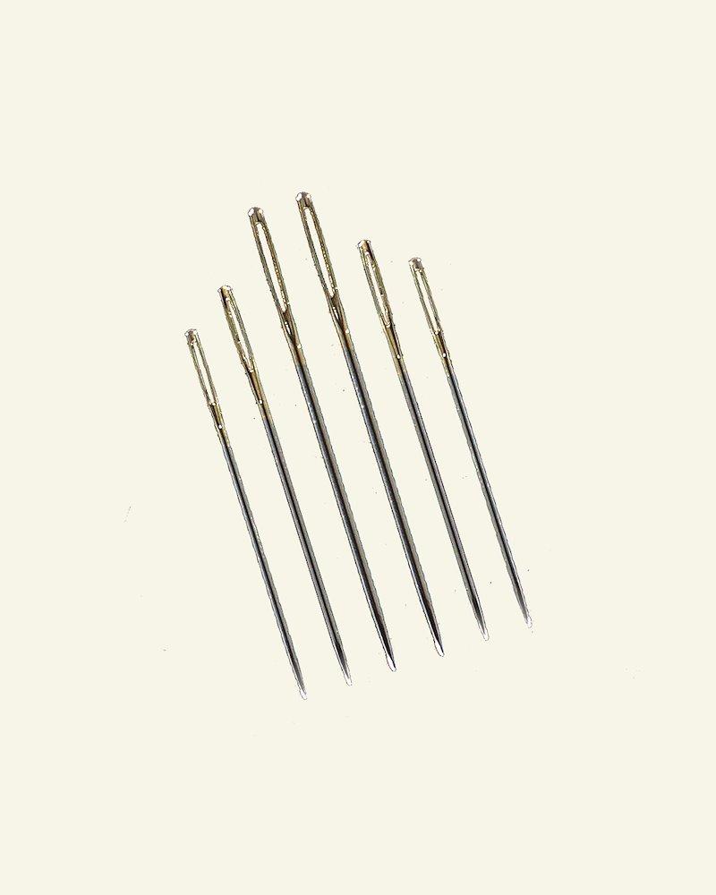 Prym embroid. needle sharp size 18-22 6p