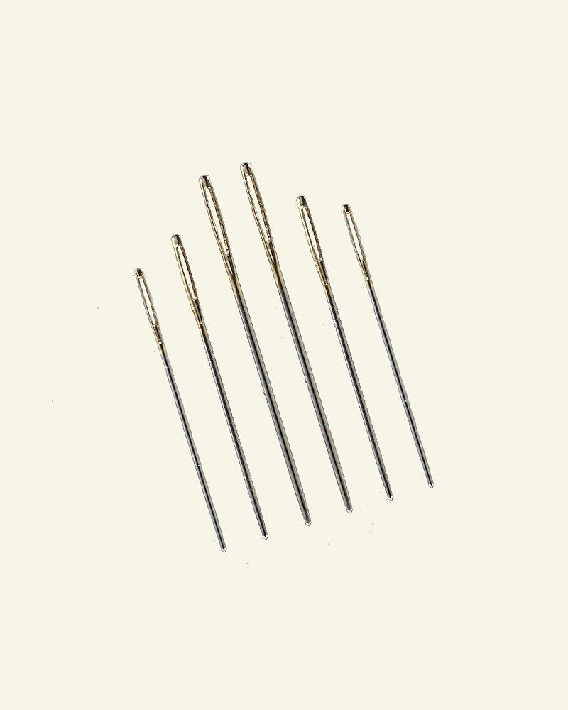 Prym embroid. needle blunt size 18-22 6p