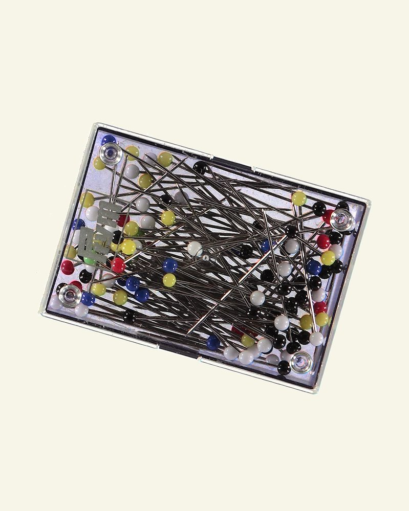 Prym pins 0,60x30mm asstd. colors 10g