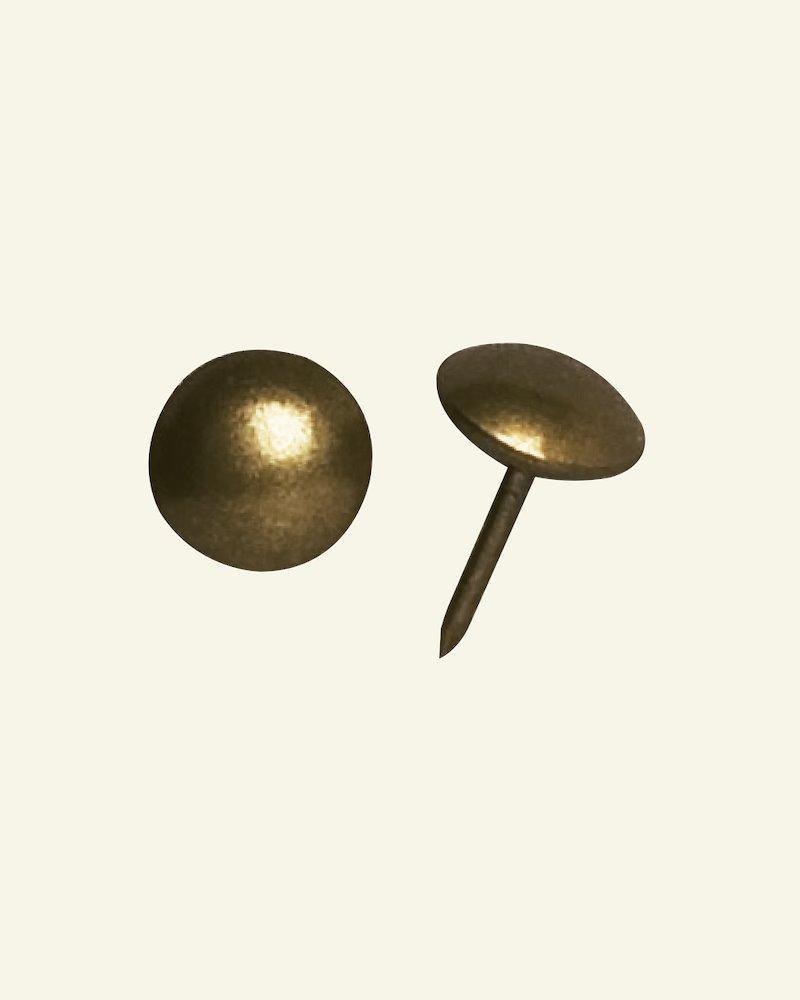 Polsternägel 11 mm Bronze 30Stk
