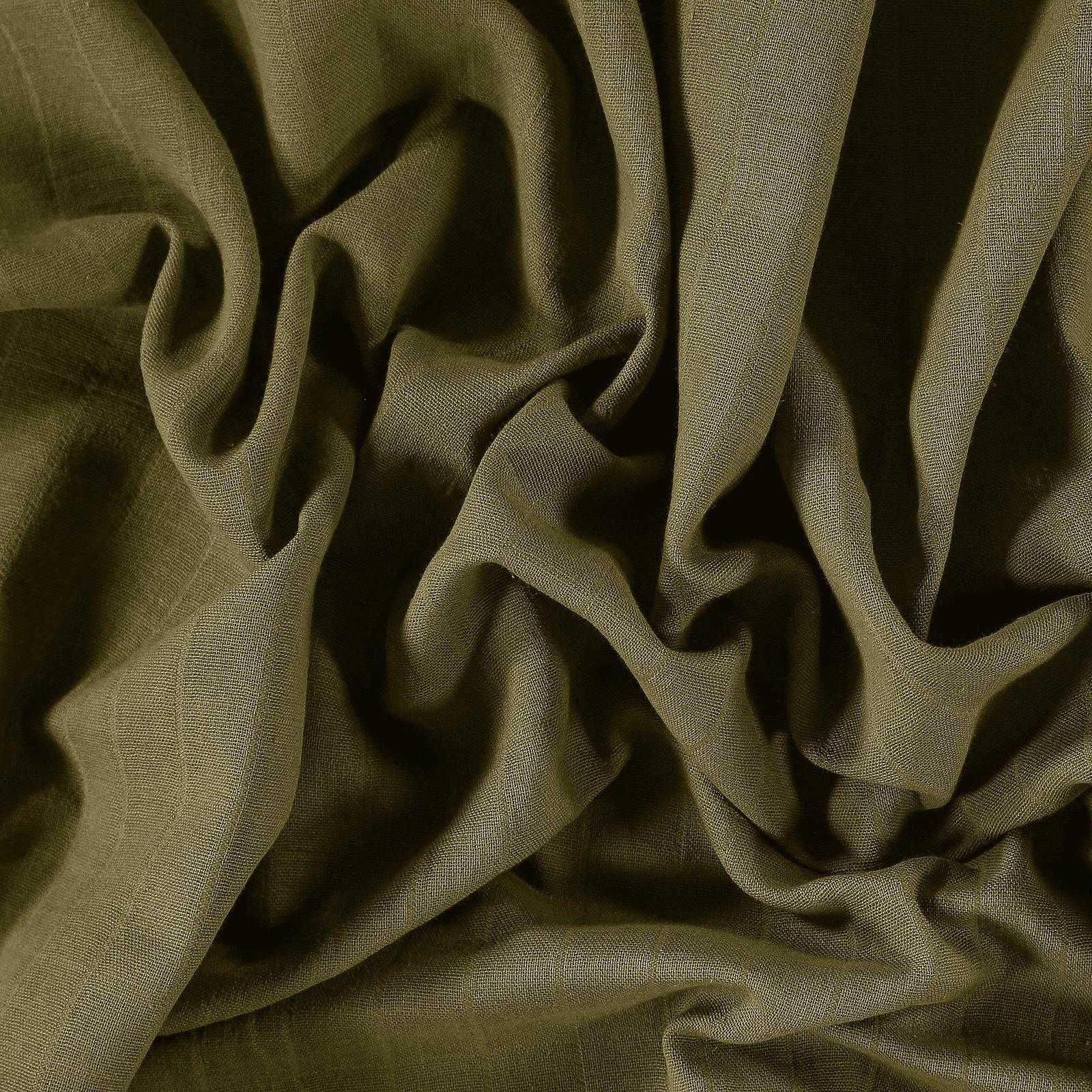 Musselin, Armygrün