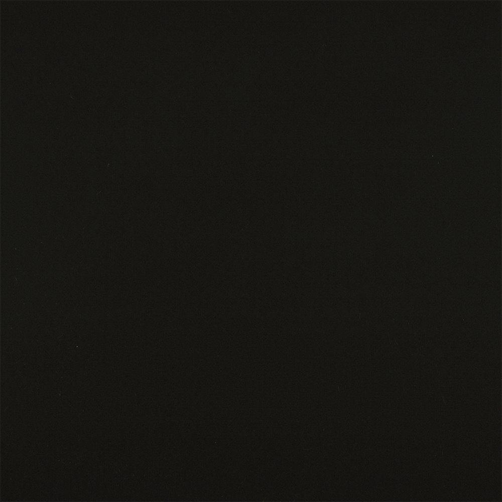 Crepe georgette black