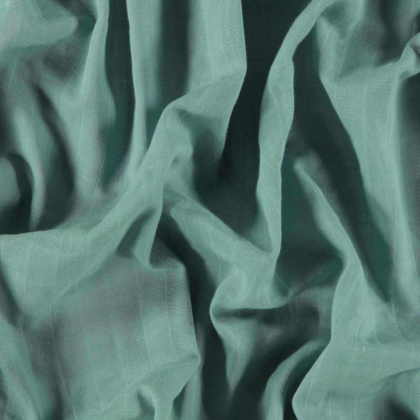 Musselin Staub Grün