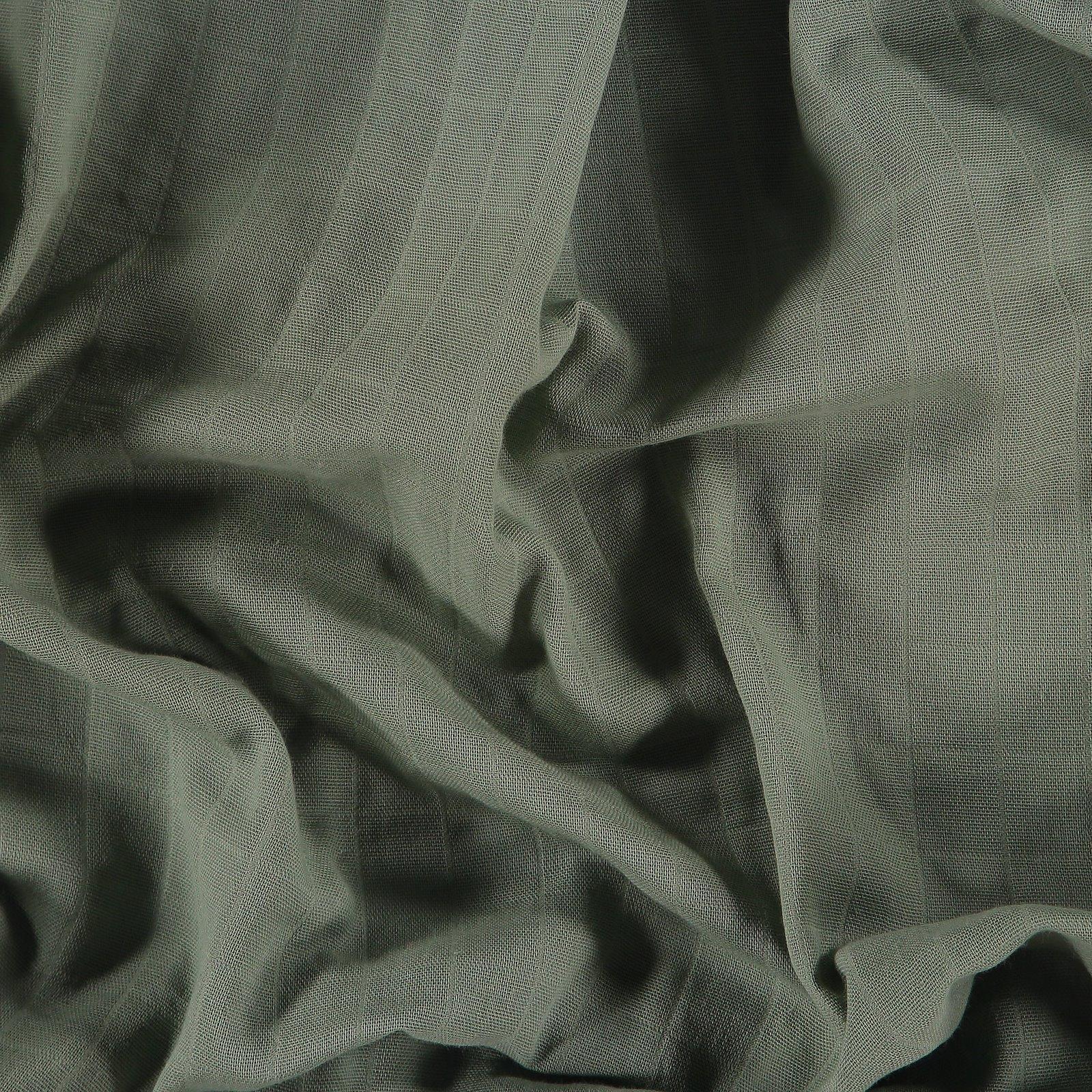 Musselin, Hell Staubgrün