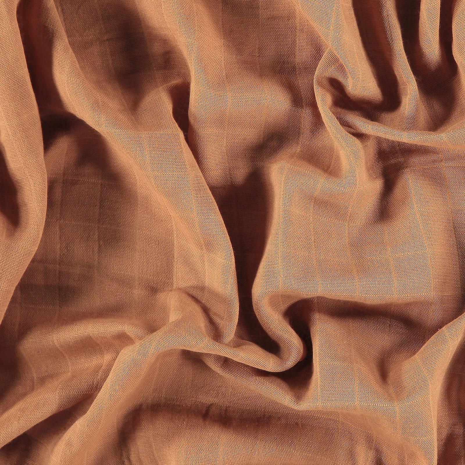 Musselin, Hell Terracotta