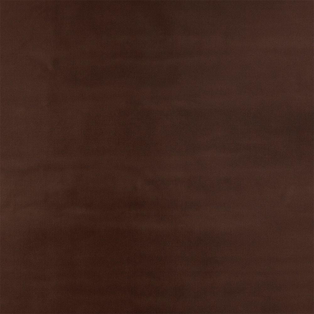 Acetate lining dark brown