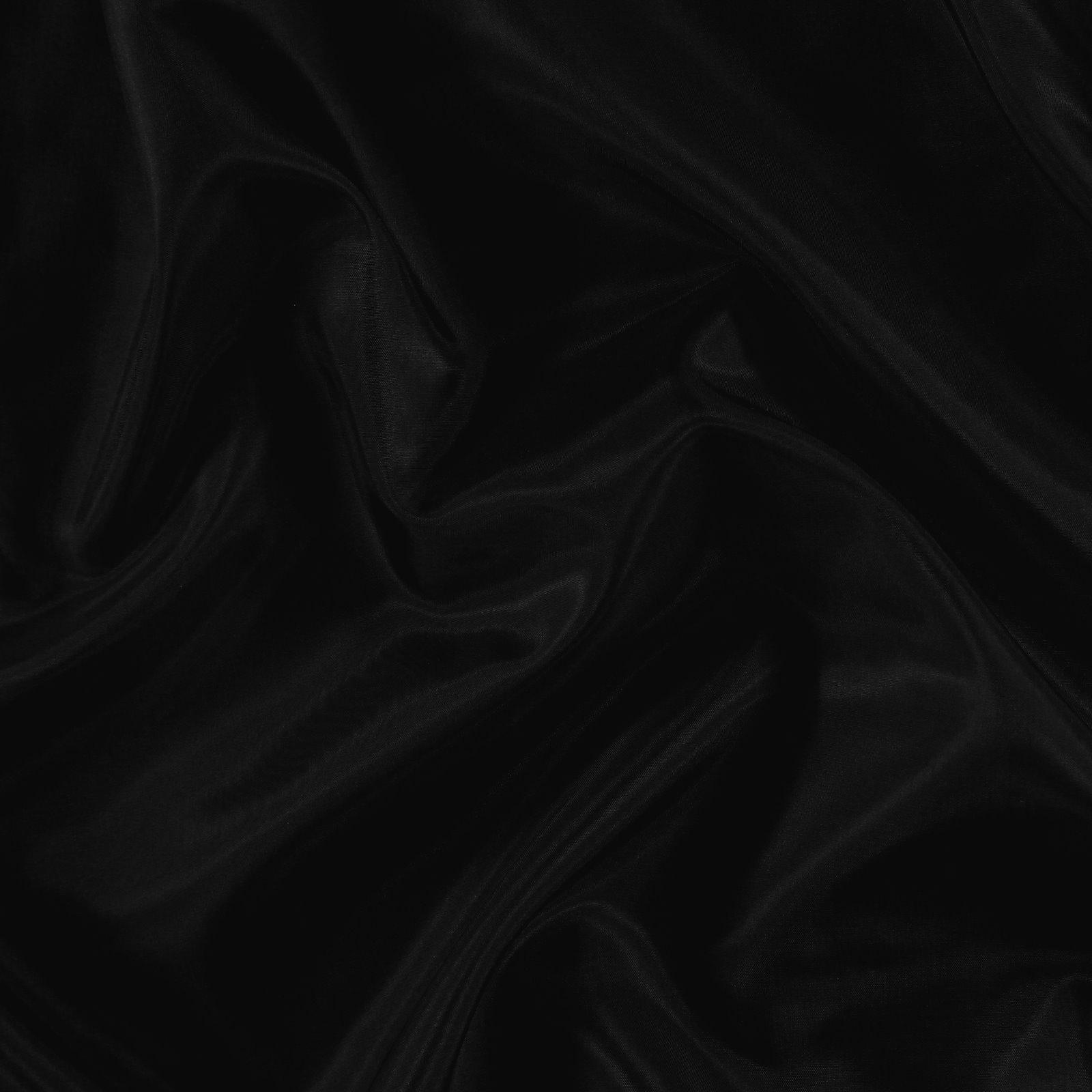 Acetate lining black