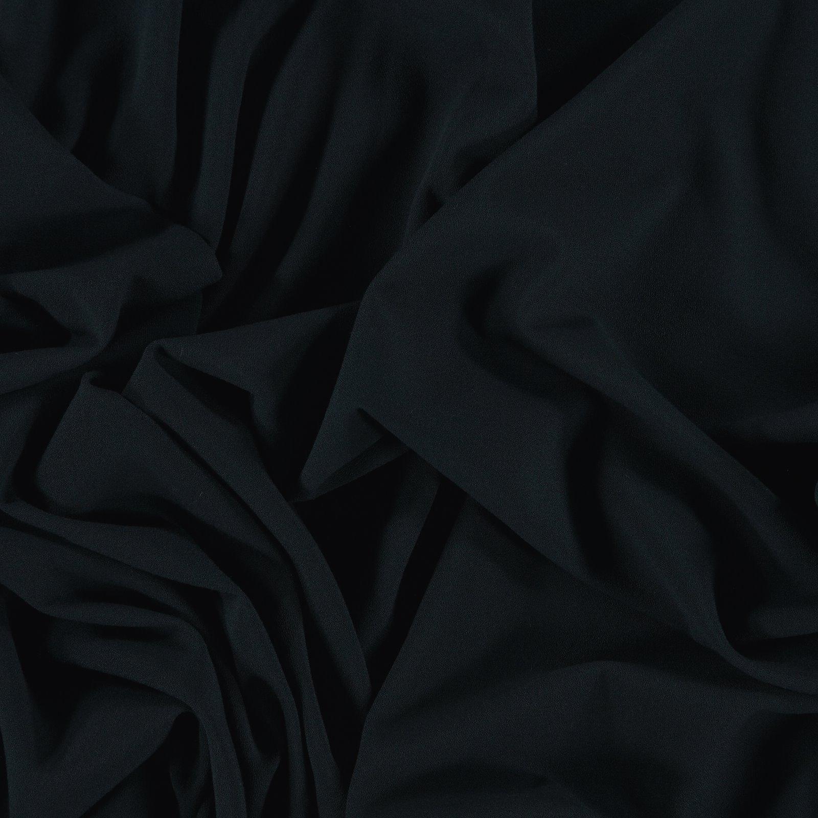 Gewebte Crepe Viskose, elastisch, Navy