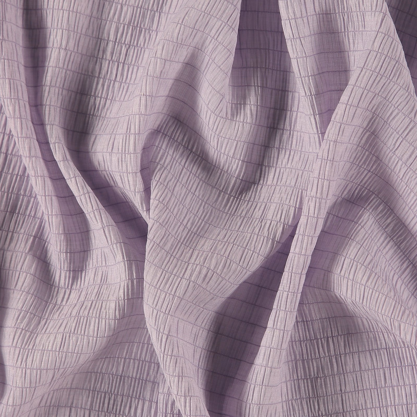 Woven viscose w smock light purple