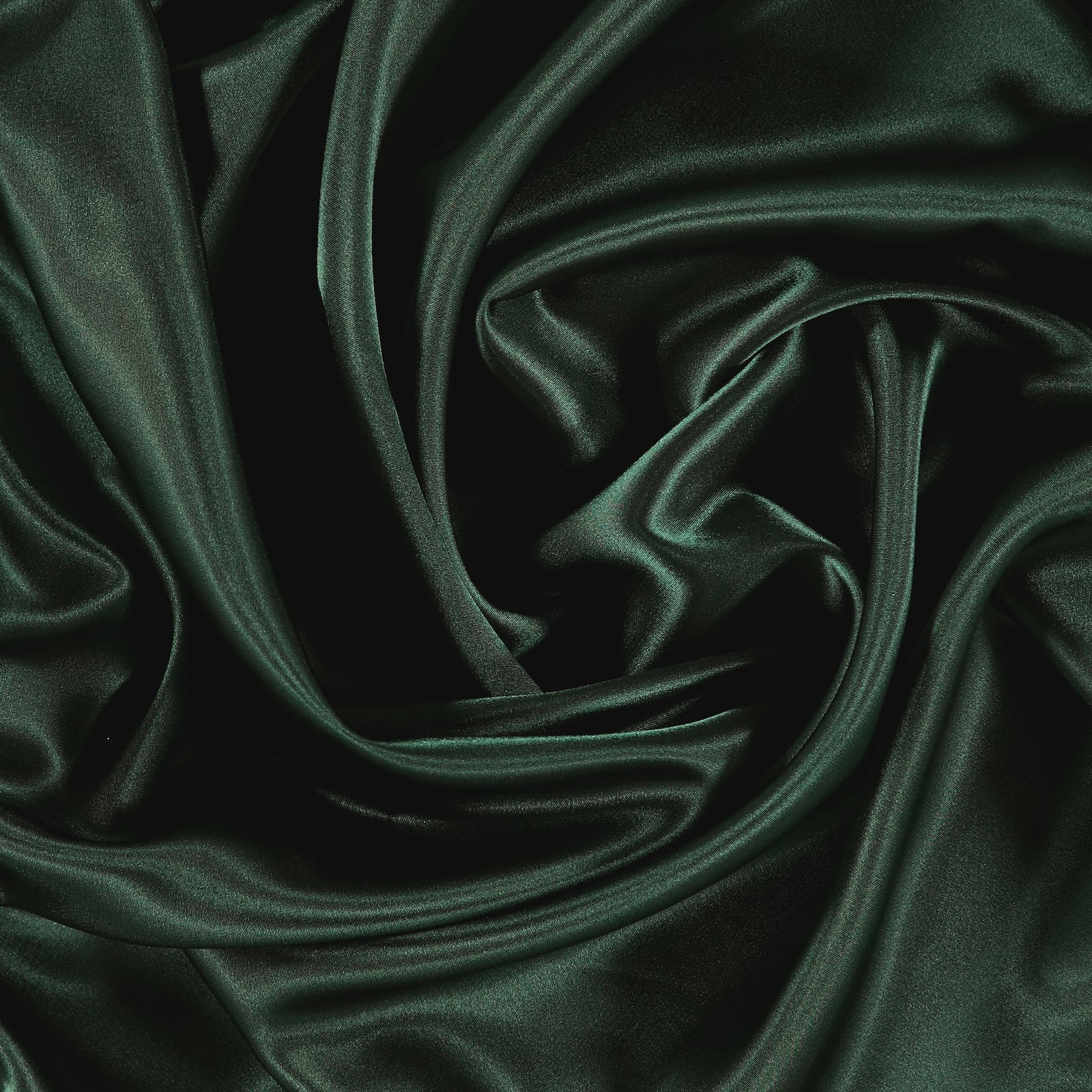 Microsatin, Dunkel Flaschengrün