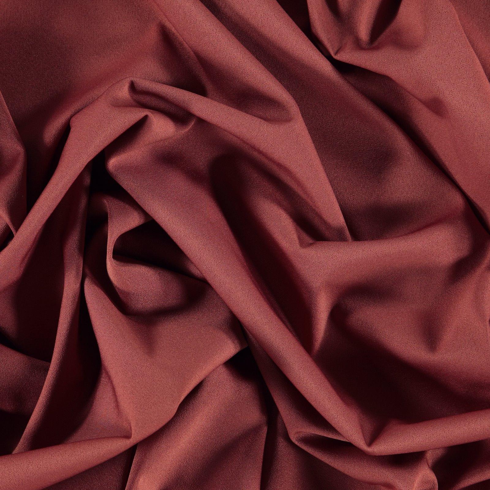 Party-Satin elastisch, Rouge