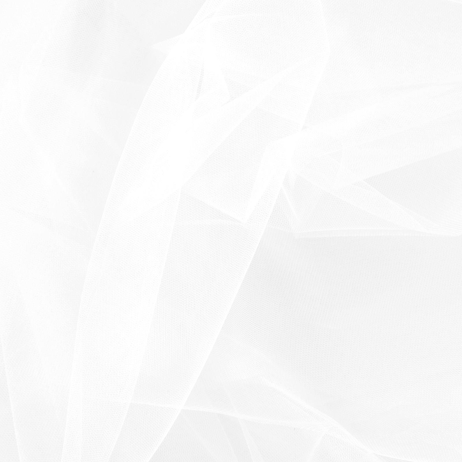 Brauttüll Weiß * 300 cm breit *