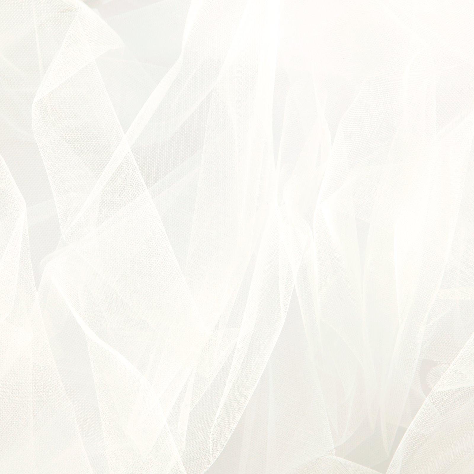 Brauttüll Natur *300 cm breit*