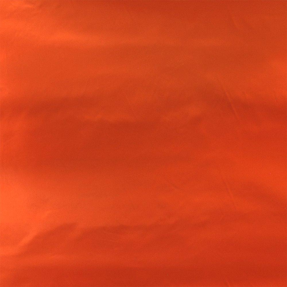 Satin lining orange