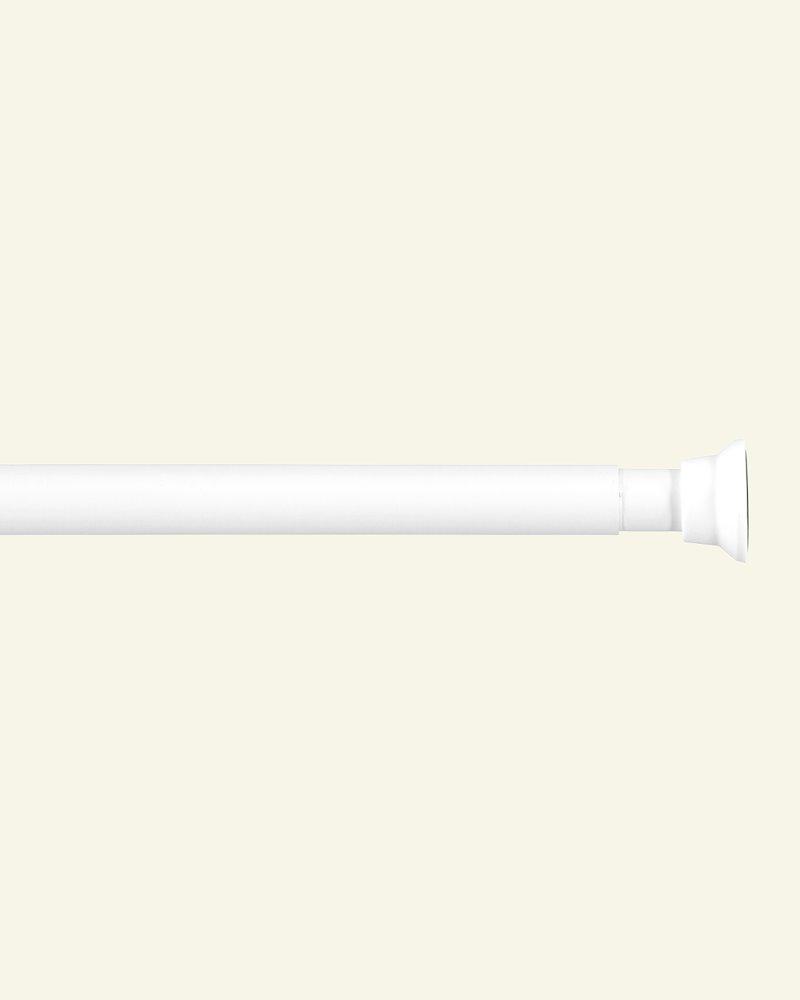Brausestange Weiß 70-120 cm