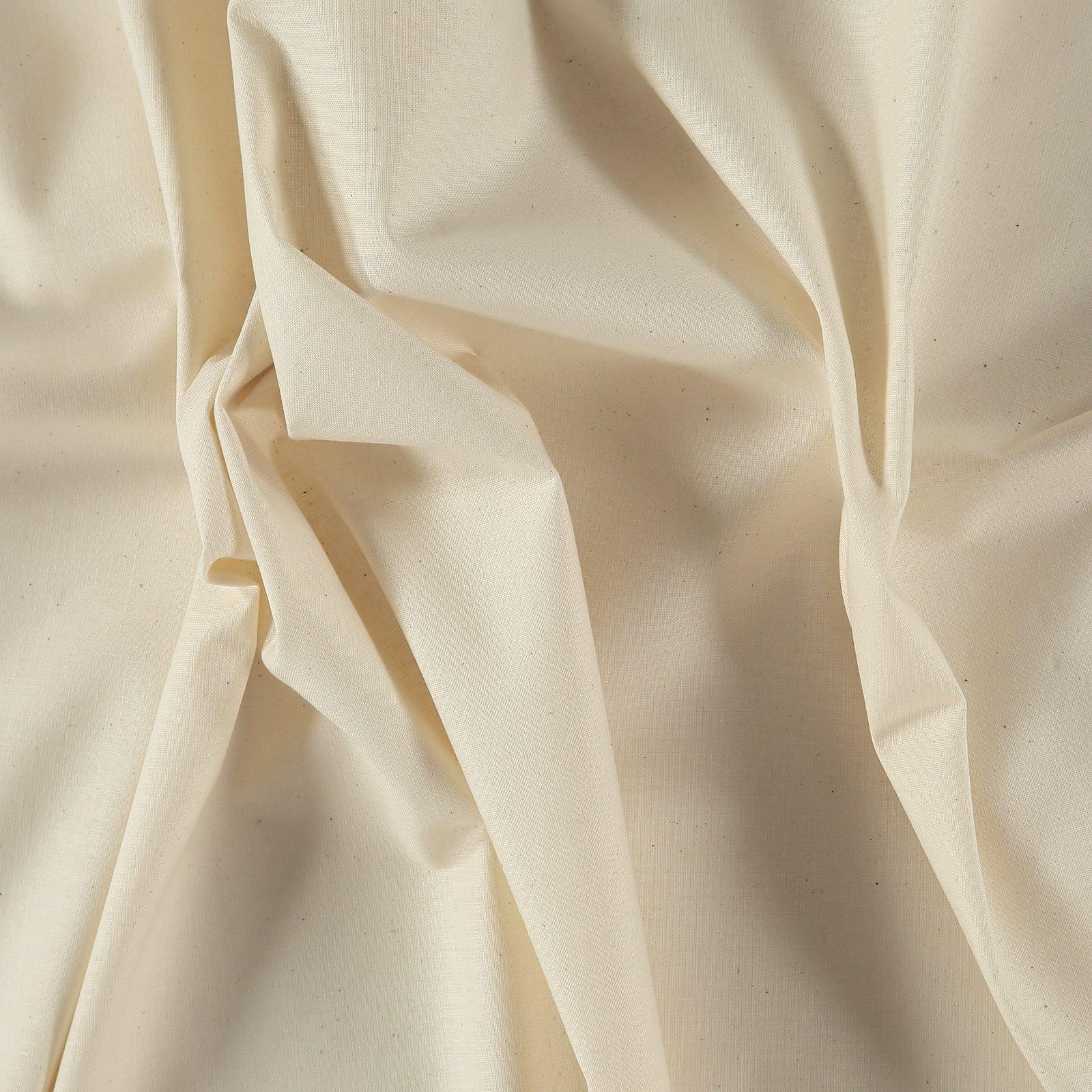 Organic cotton unbleached