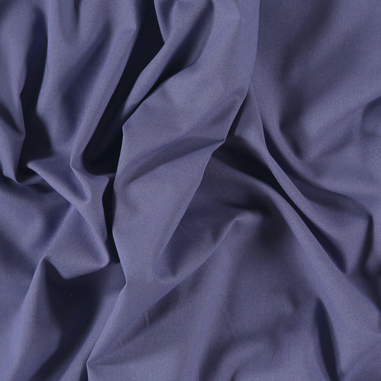 Organic cotton violet