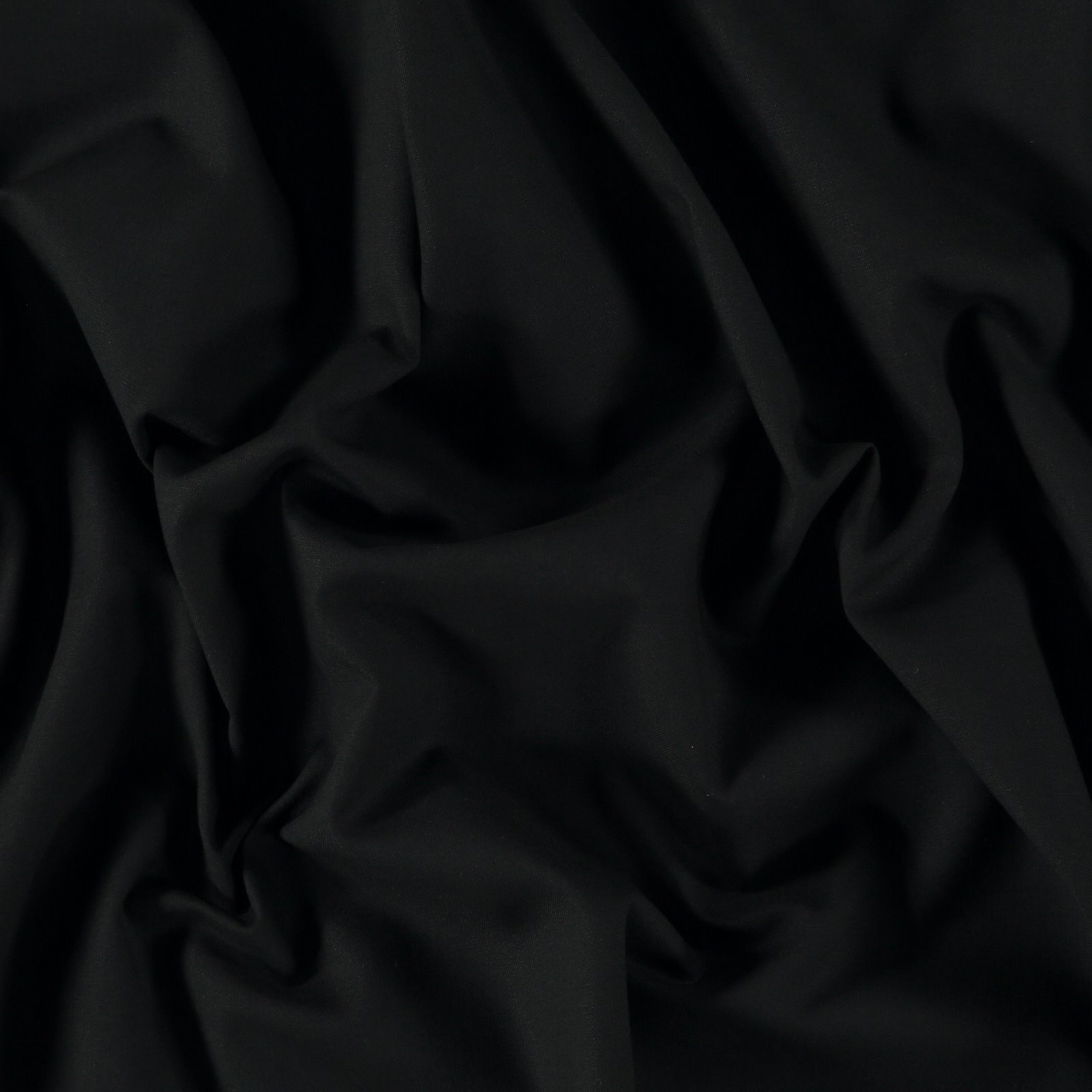 Organic cotton black