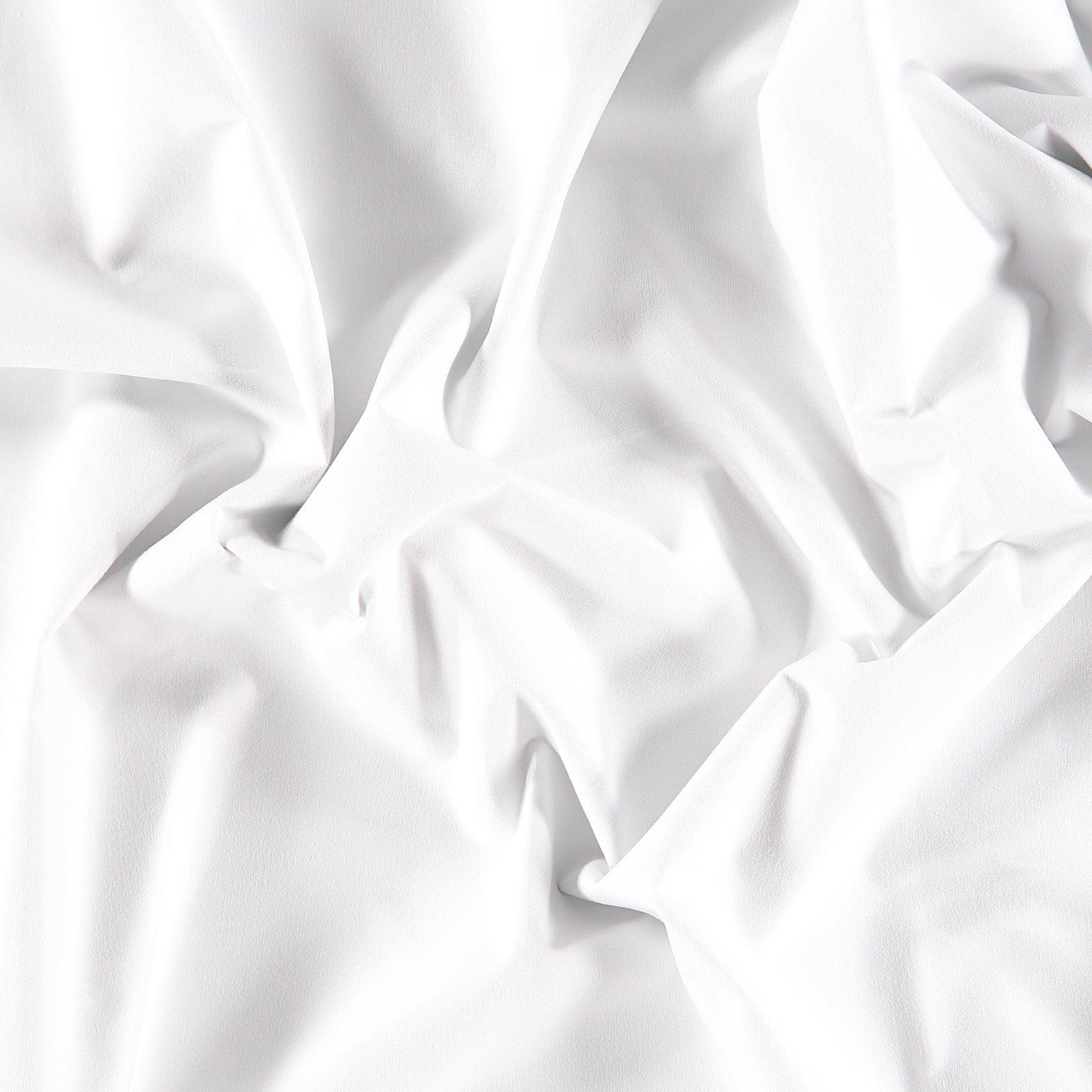 Verdunkelung Weiß mit weißer Rück