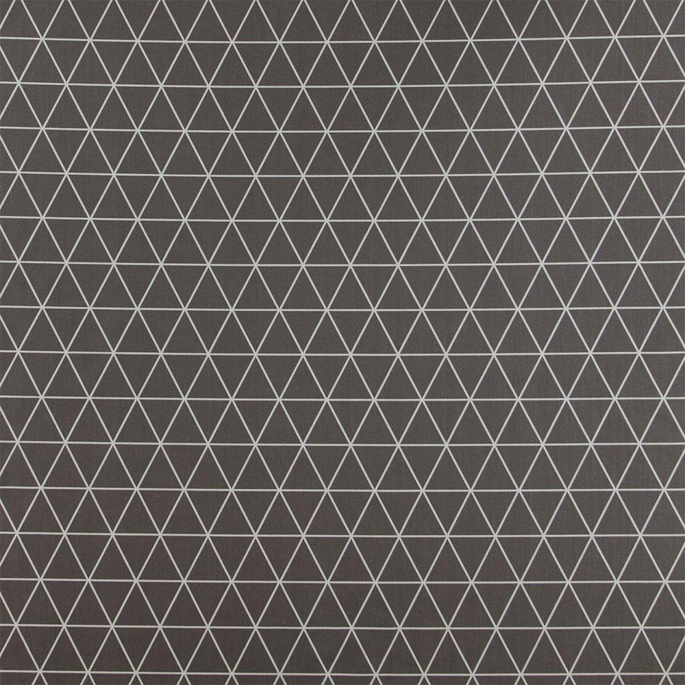 Cotton grey w nature triangles