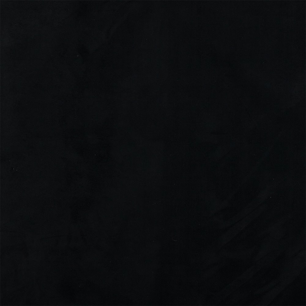 Upholstery fake suede black