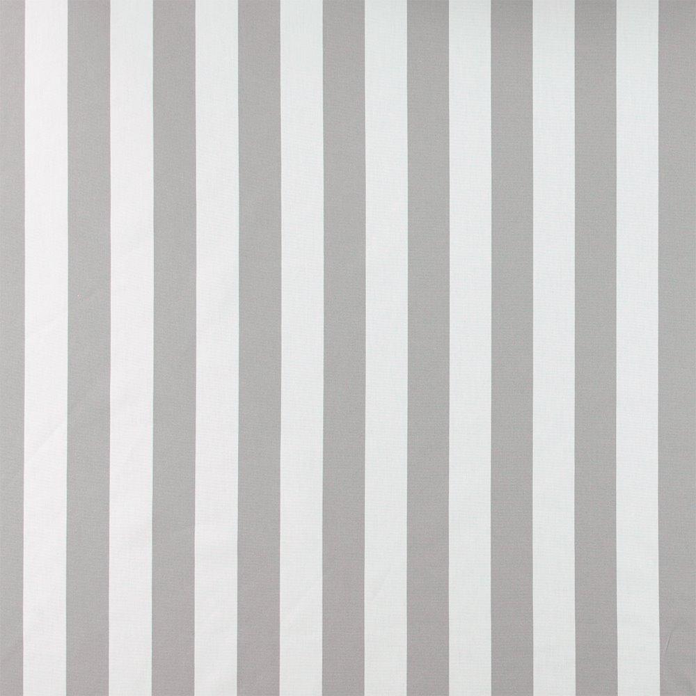Dralon off white/grey w water repel Tefl