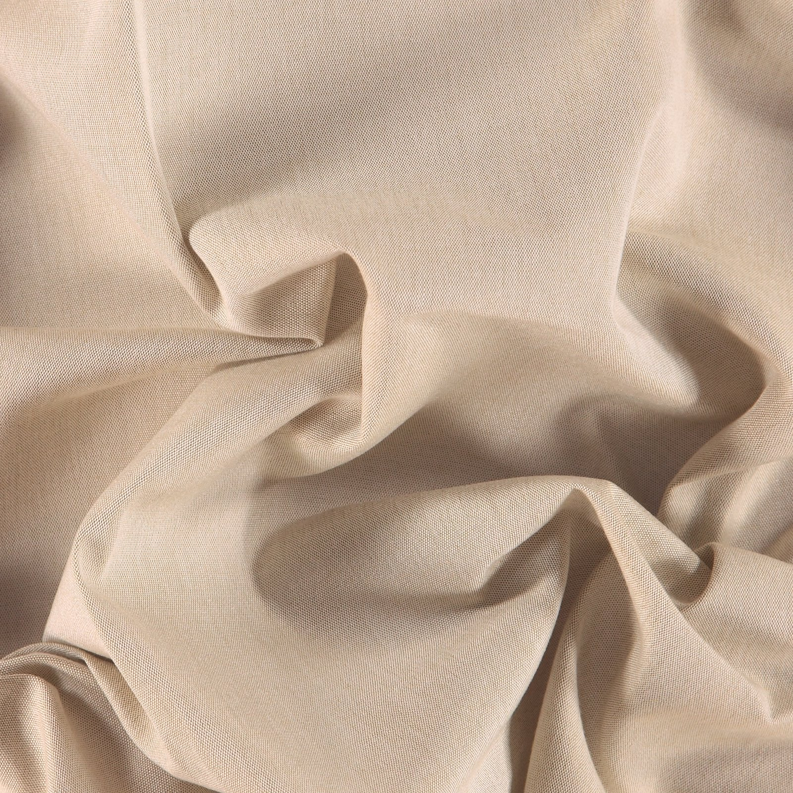 Dralon linen look, water repellent Teflo