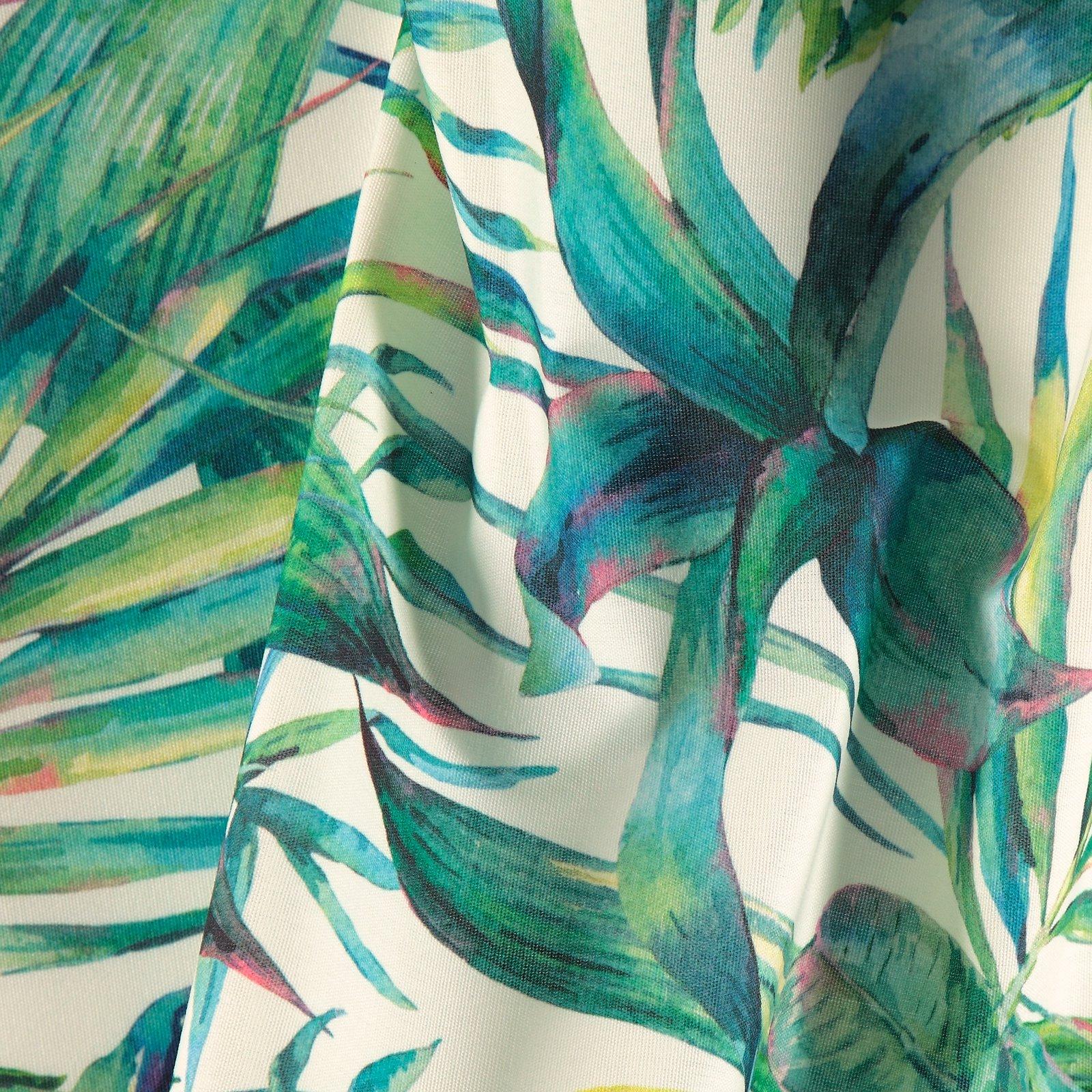 Dralon green leaves Teflon coated