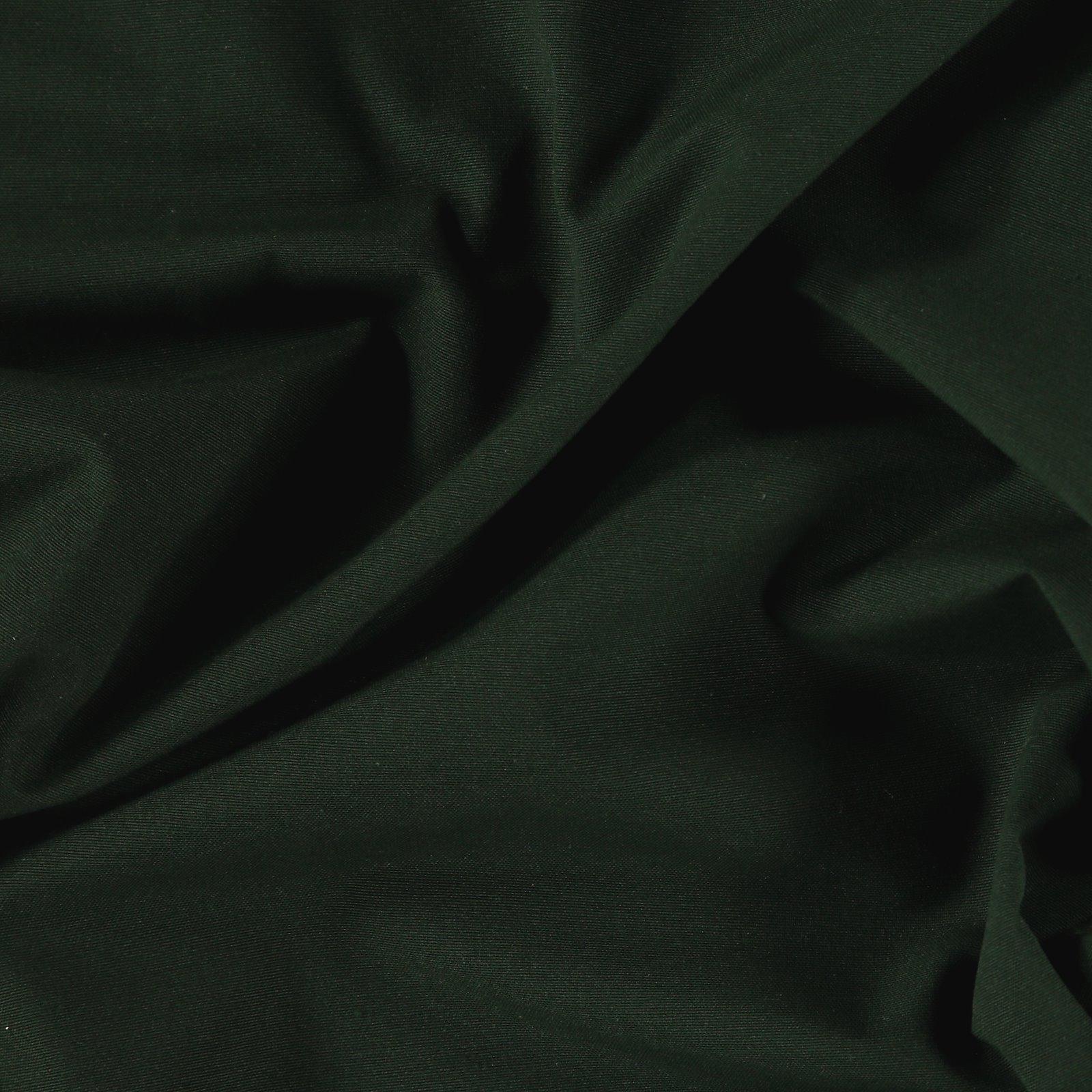 Yarn dyed dark bottle green