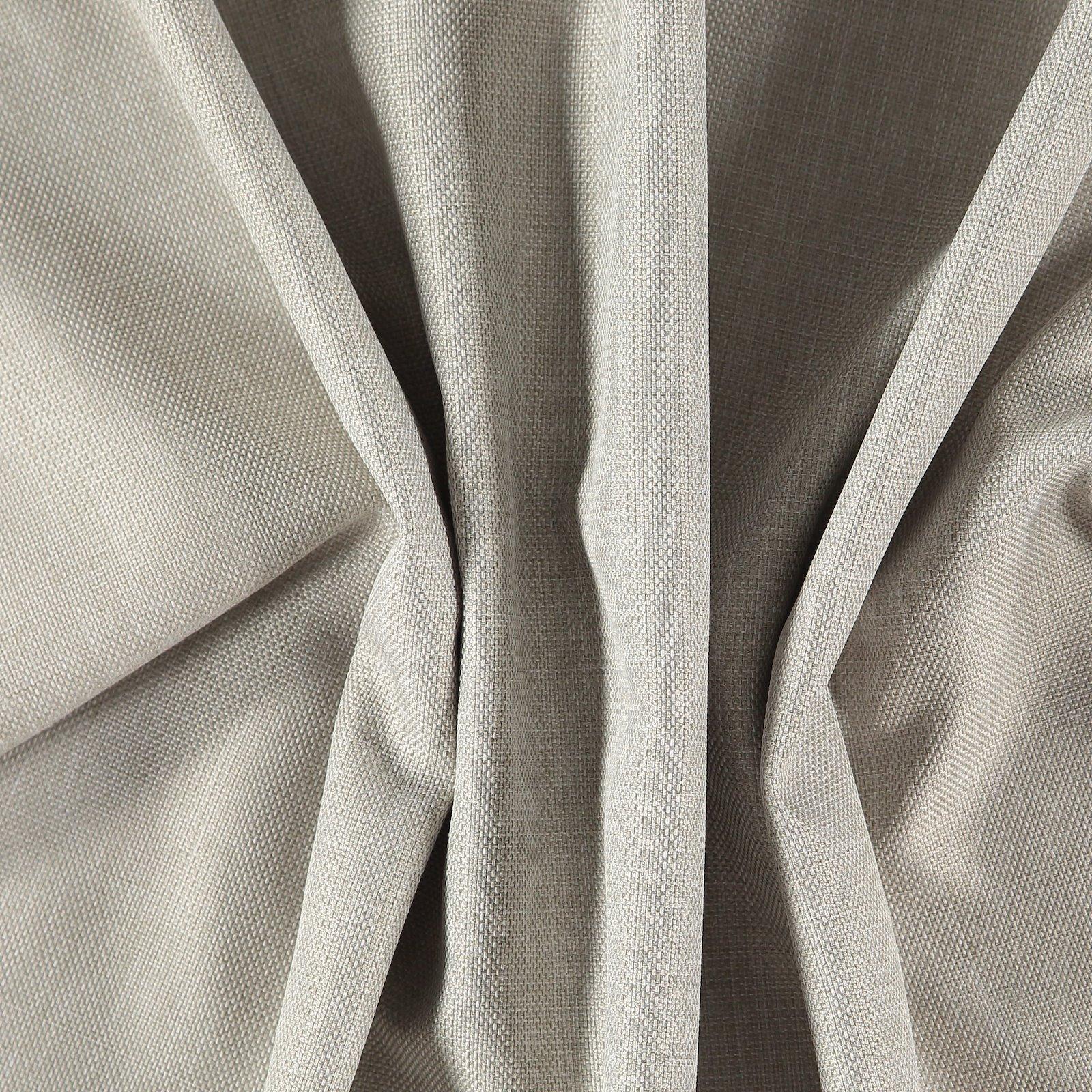 Upholstery fabric beige melange
