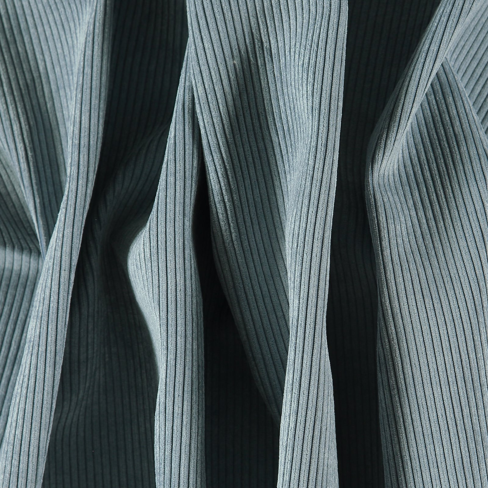 Upholstery corduroy 6 wales pastel blue
