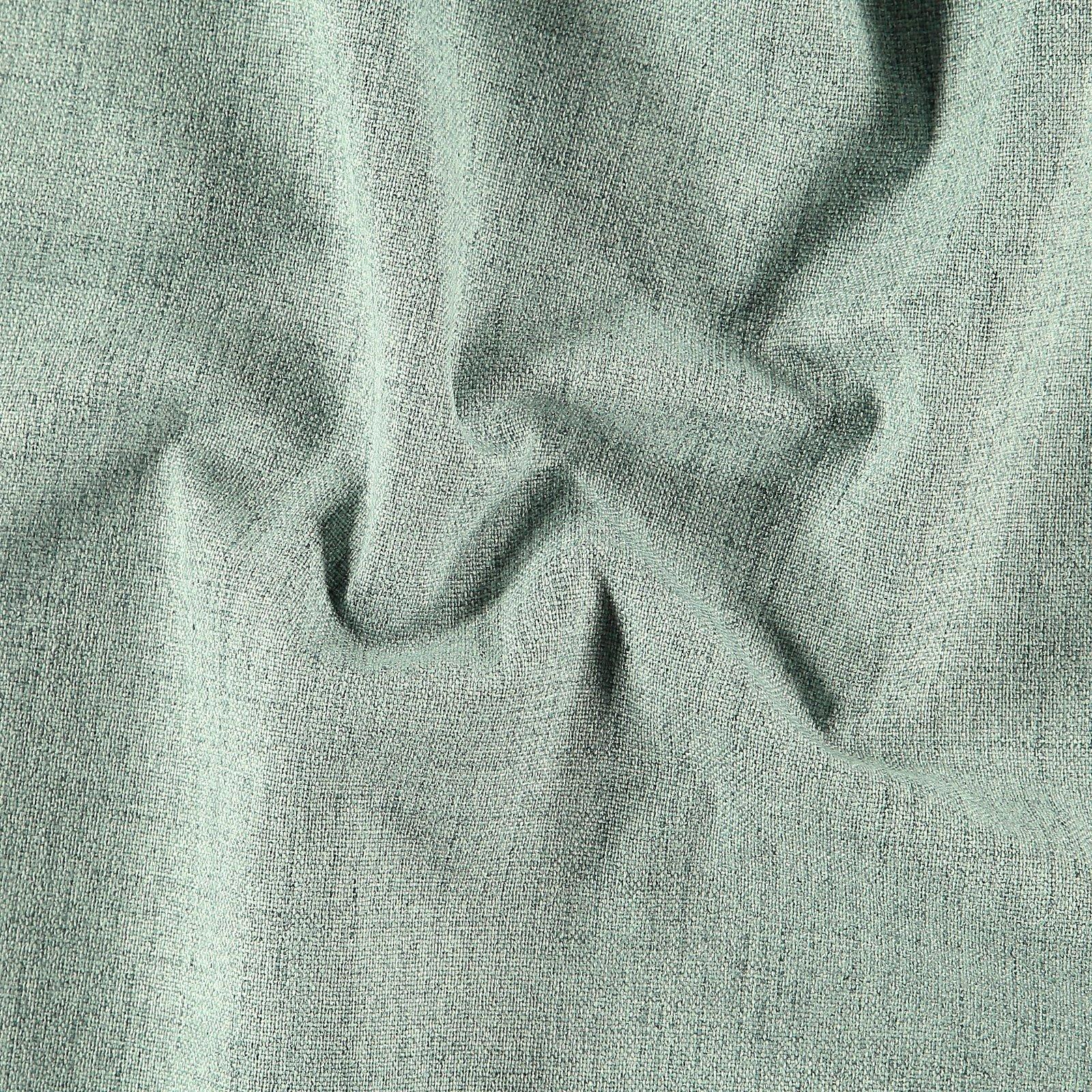Upholstery fabric w/backing dusty aqua