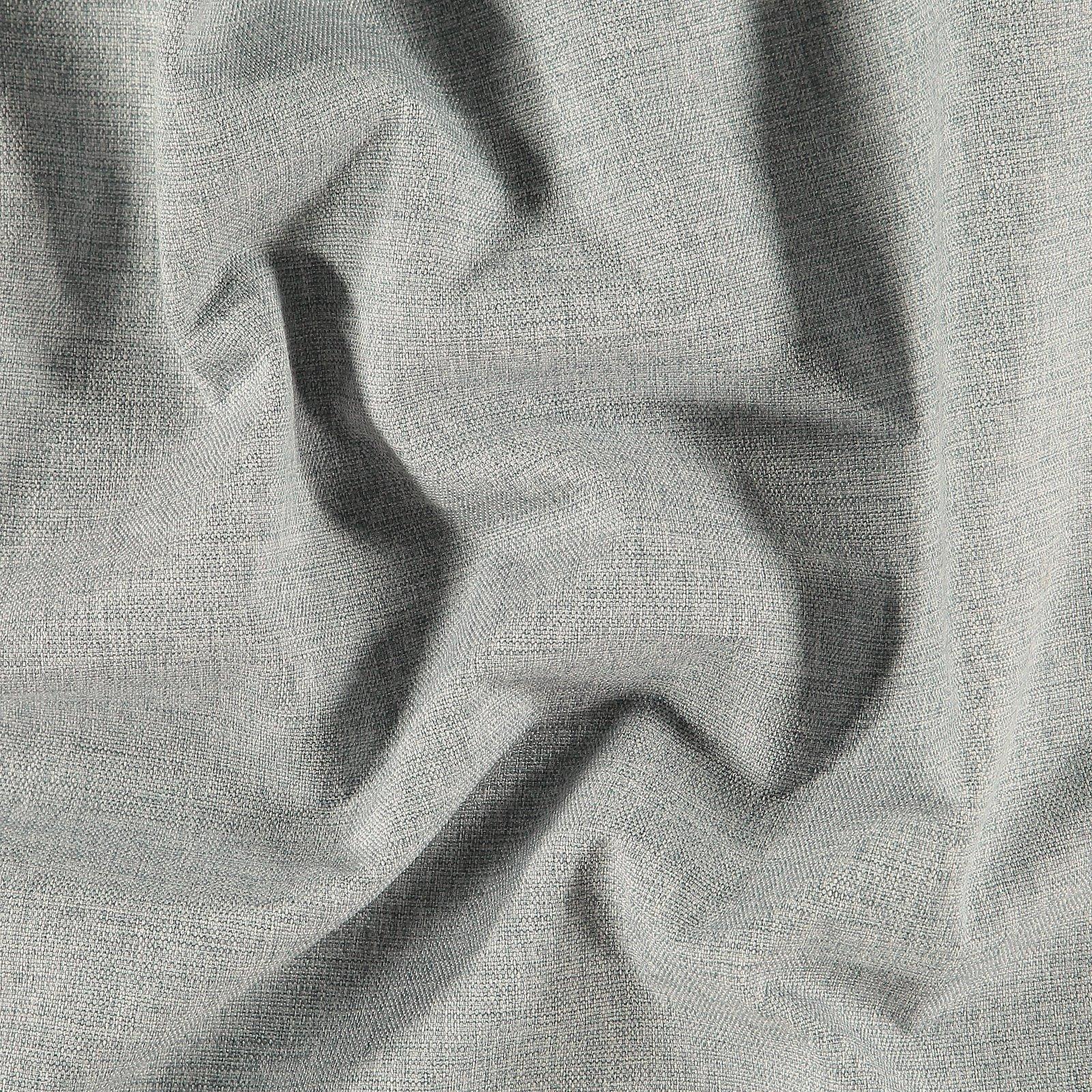 Upholstery fabric light grey w/backing