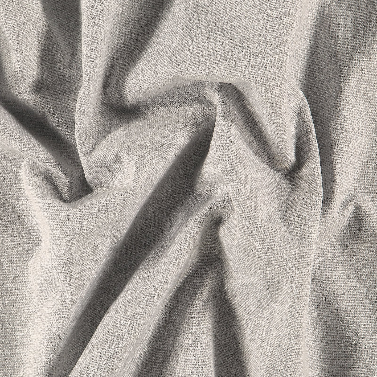 Upholstery fabric w/backing light grey