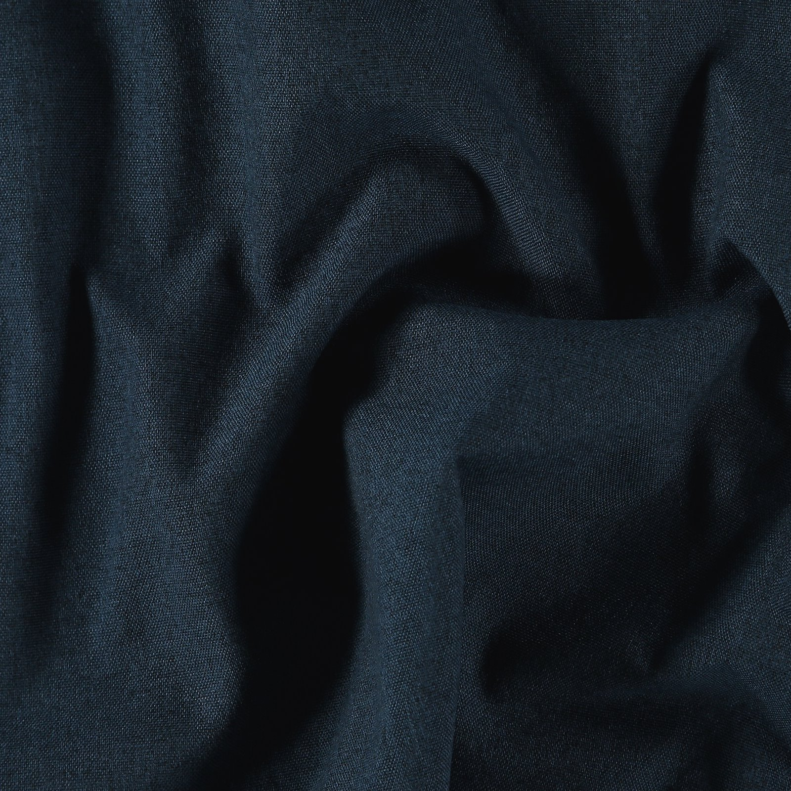 Upholstery fabric cobalt blue w/backing