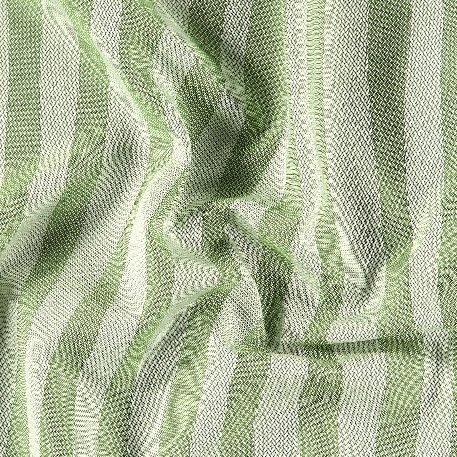 Dralon green stripe Teflon coated