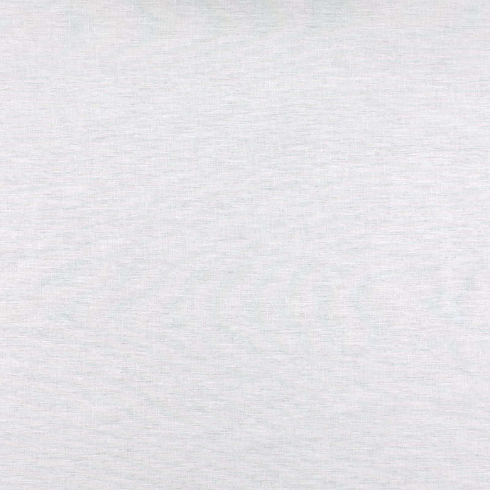 Voile light grey melange