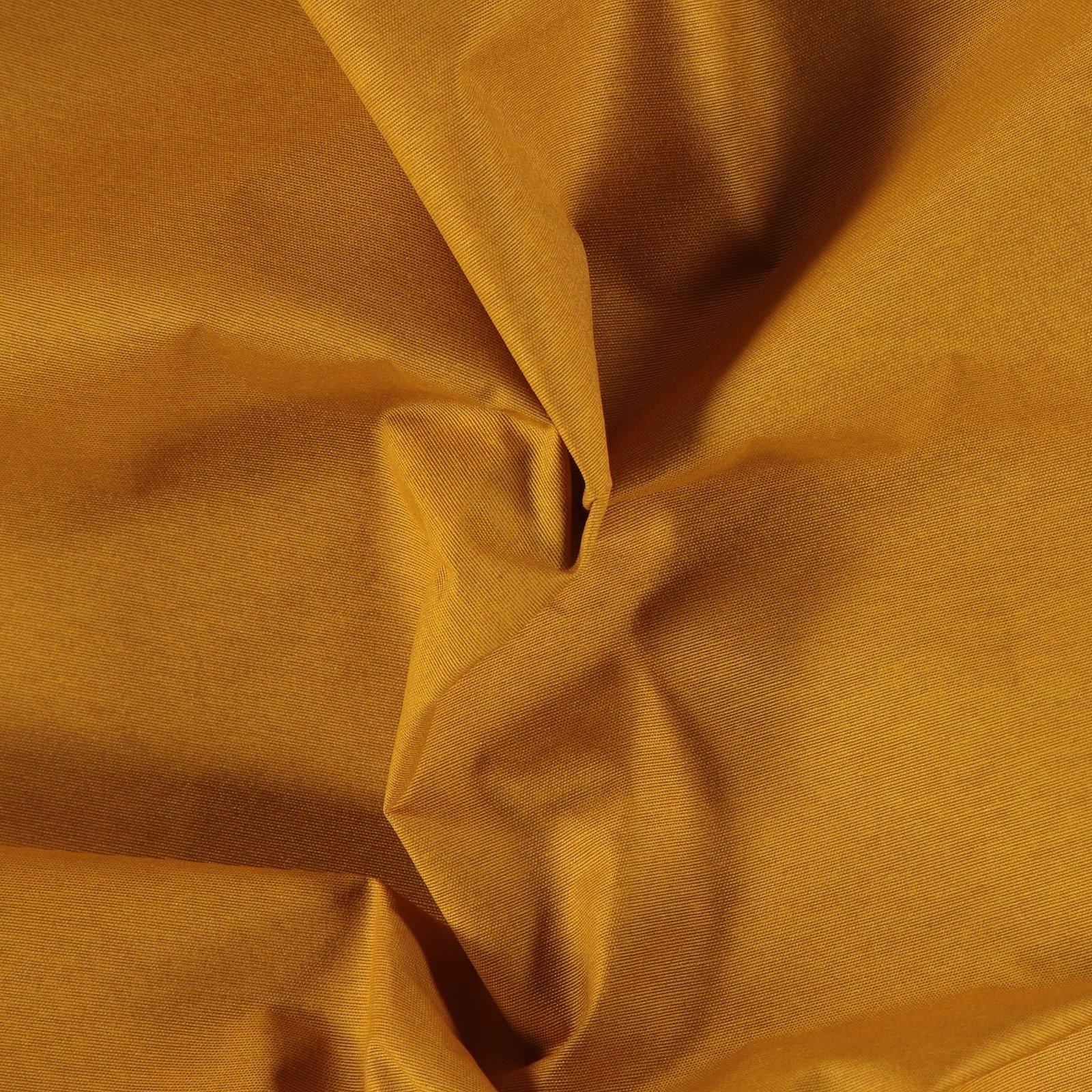 Woven oilcloth golden brown 160 cm