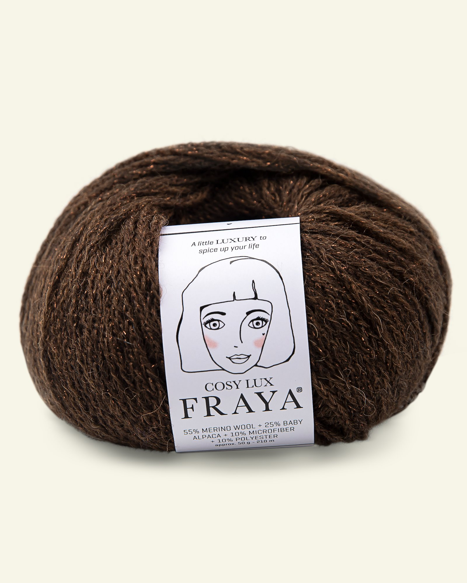 Cosy Lux 50g mocca