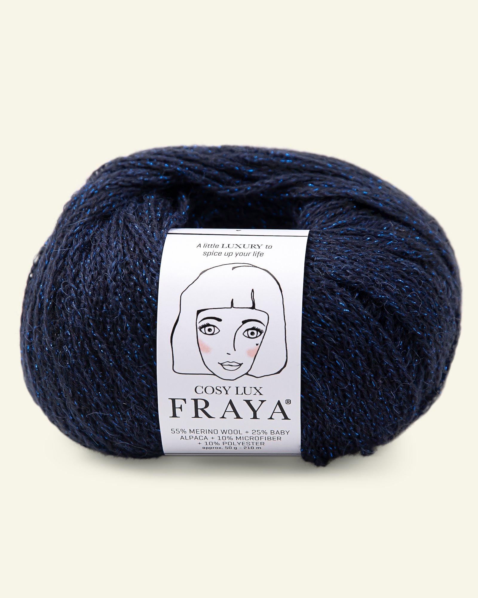 Cosy Lux 50g cobolt blue