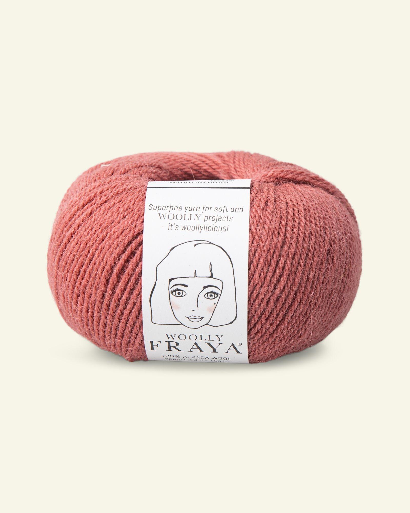 Woolly 50g, Staubrosa
