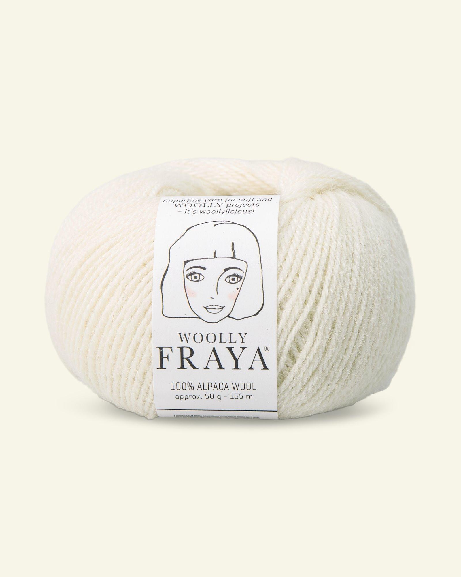 Woolly 50g, Natur