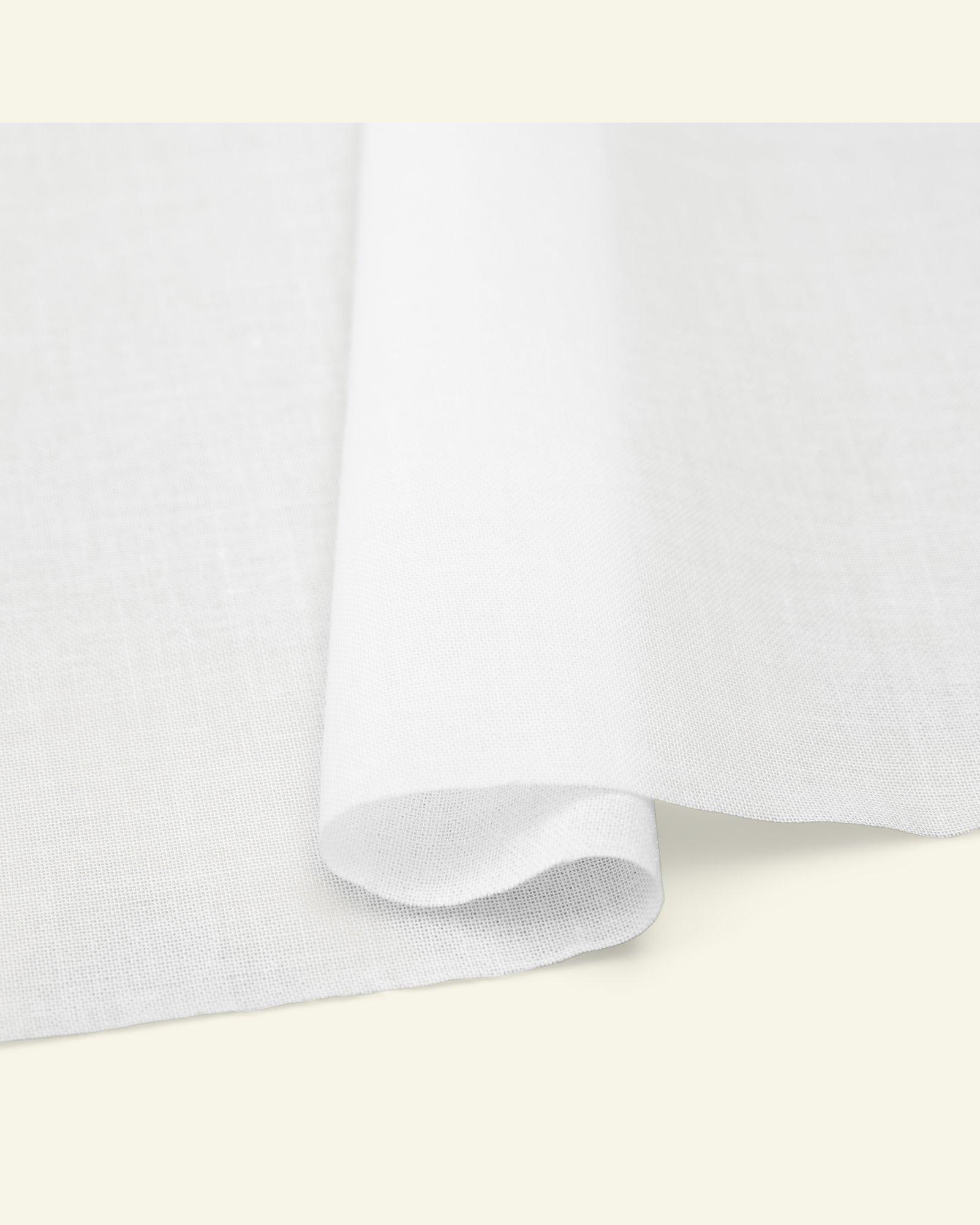 Interlining woven white ironing 90x100cm